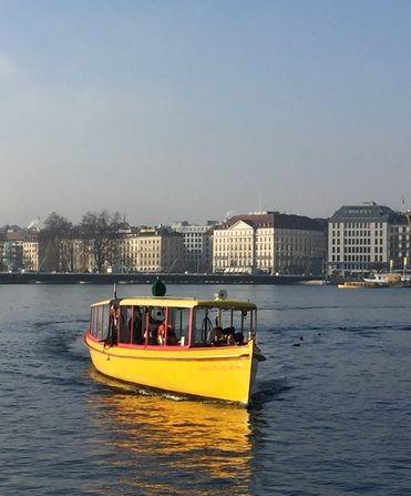 Travelling to Geneva
