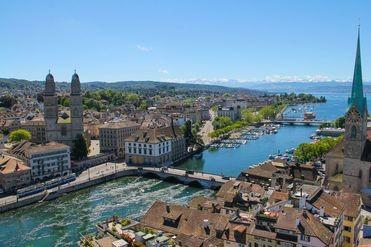 Déplacements à Zurich
